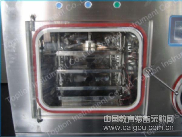 普通型冻干机-TPV-30F (硅油加热)
