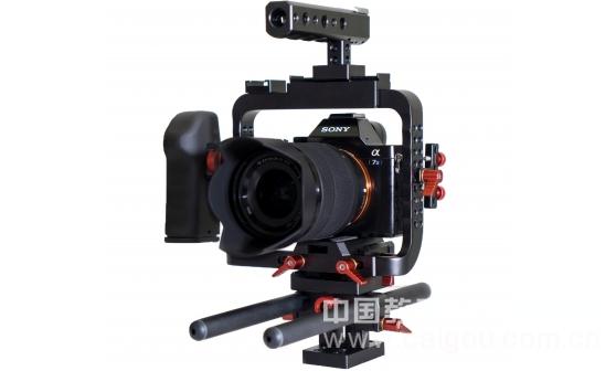 索尼ILCE-7S Pro Package 全幅 Exmor CMOS摄录一体机α7s Pro