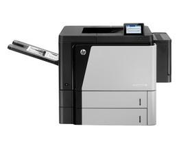 惠普黑白激光打印機  HP M806dn