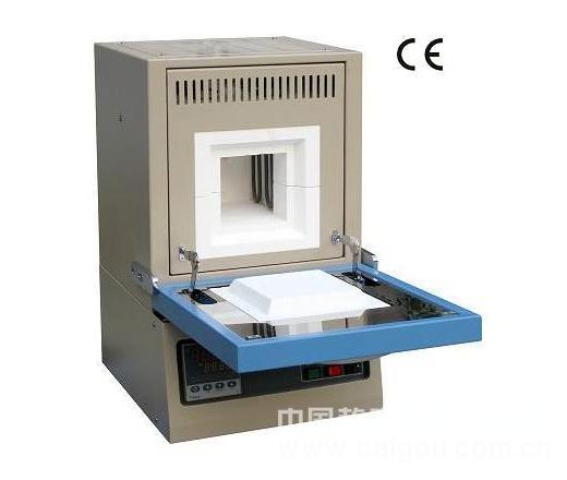 1700℃小型箱式炉(1.7L)-KSL-1700X-S