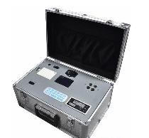 便携式智能多参数水质分析仪