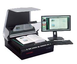 赛数案卷扫描仪为律师提供非接触扫描系统