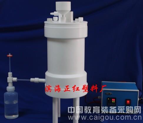 定制酸纯化器2000ml提取纯净酸硝酸盐酸氢氟酸-正红促销价格