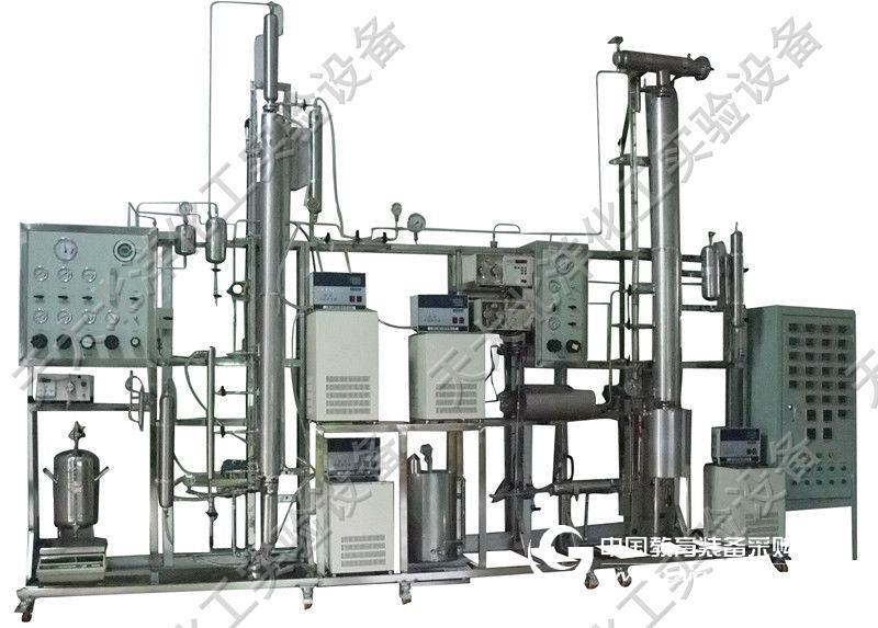 连续吸收与再生实验装置