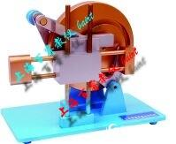 BR-CH (创新H型)-机构运动简图测绘模型类-运动简图测绘模型