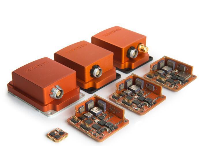 荷兰Xsens MTi-G-710-GNSS/INS组合导航系统