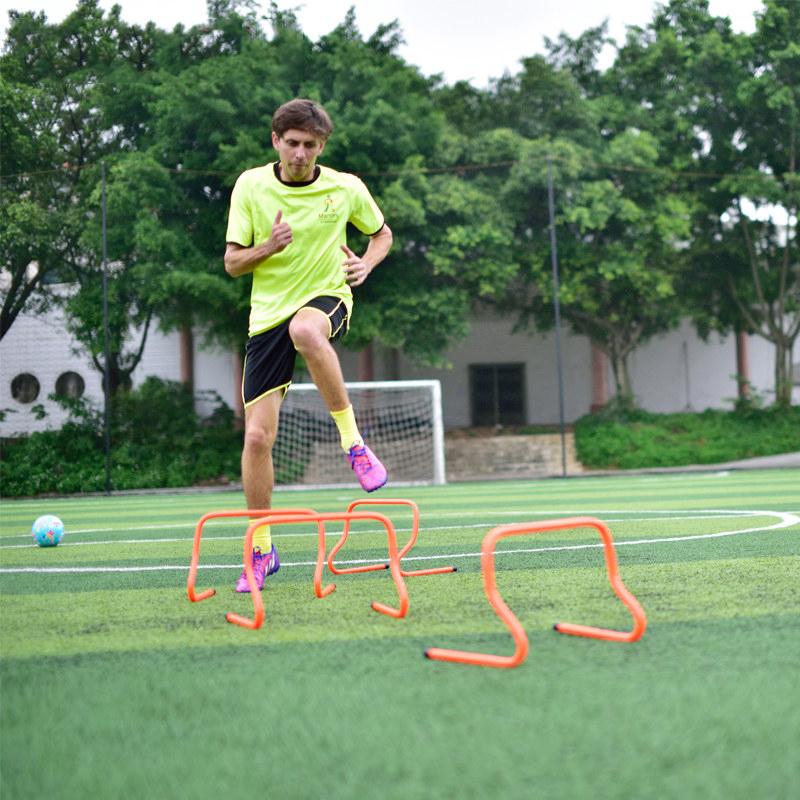 【派迪茵】廠家直銷 足球訓練配件跨欄架