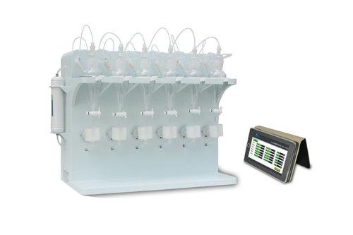 六孔智能液液萃取儀