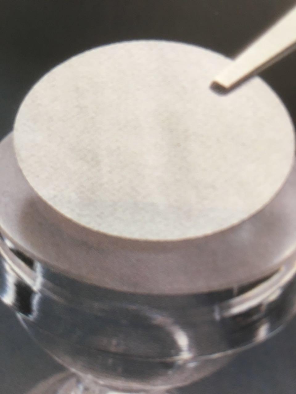 碱性碘化汞钾滤纸