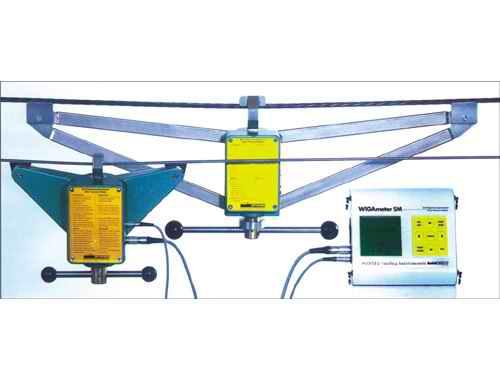 SM55C1/SM150C1预应力钢索张力测试仪