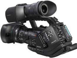 索尼 PMW-EX3  SXS存储卡高清摄录一体机
