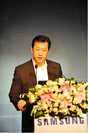三星大中华区副总裁李载烨常务出席