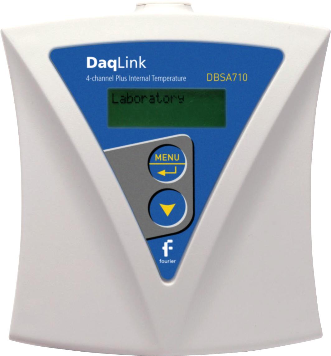 DaqLink 四通道數據記錄儀
