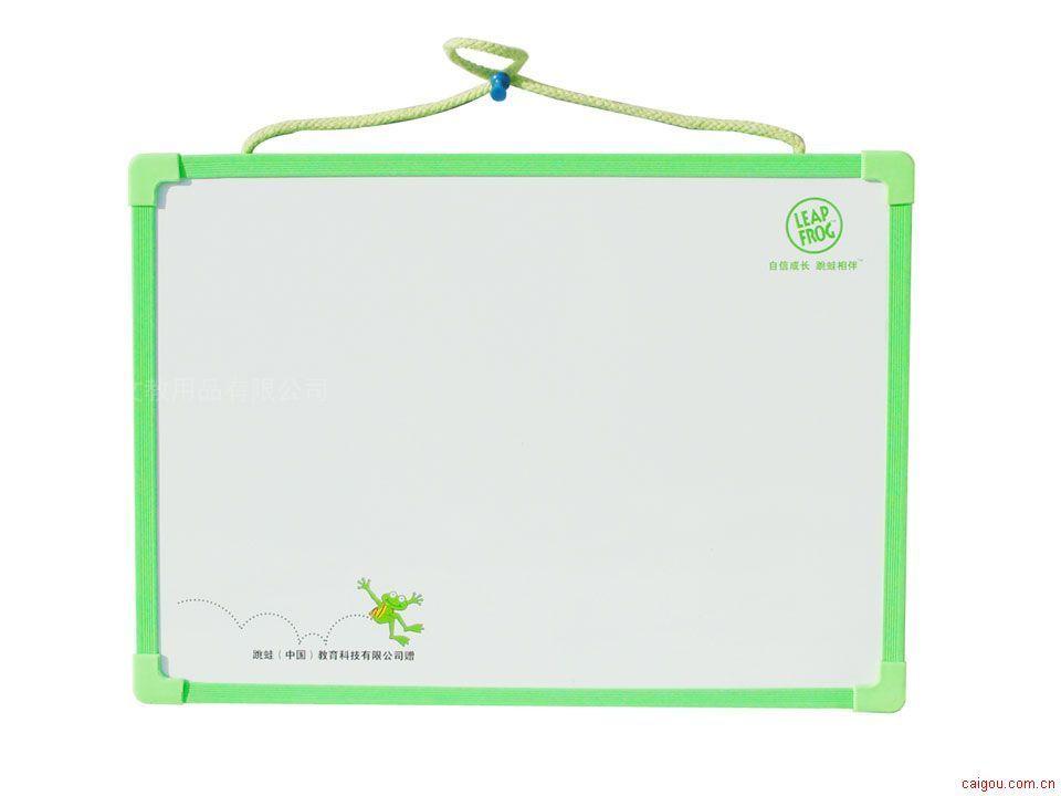 彩色塑料边框广告白板 (fw30)