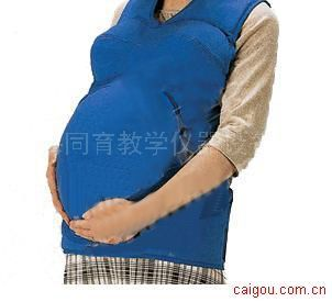 高级着装式孕妇模型