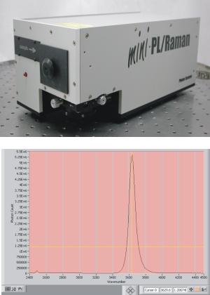 宽带隙小型深紫外PL-Mapping(光致发光)光谱仪