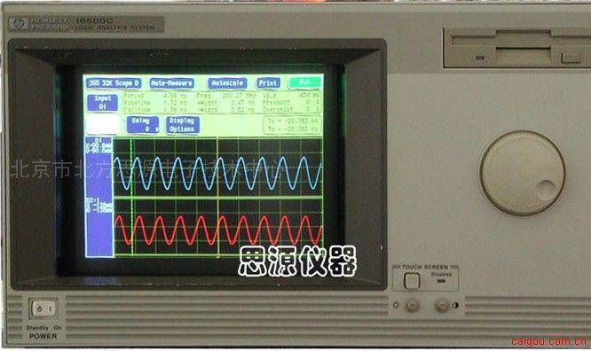二手惠普逻辑分析仪 HP16500C