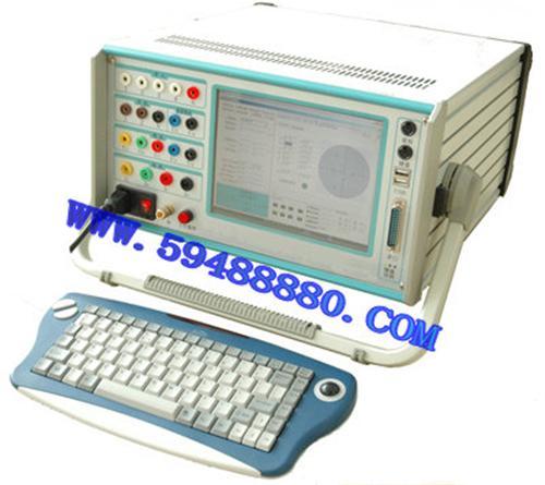 微机继保测试仪 型号:JCV1/TR-JB