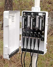 土壤水分监测系统