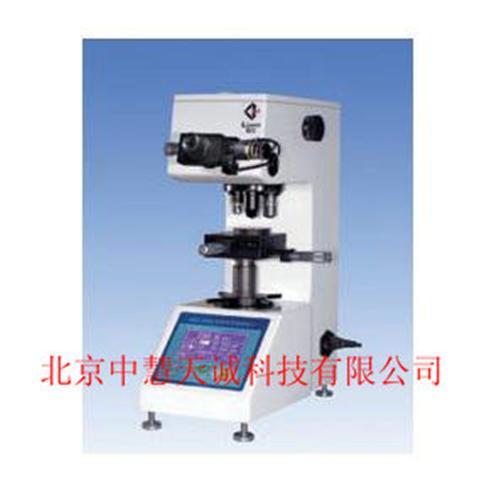 数显显微硬度计(大屏) 型号:LRHVS-1000