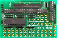 DICE-8086KⅡ型微机原理接口实验仪