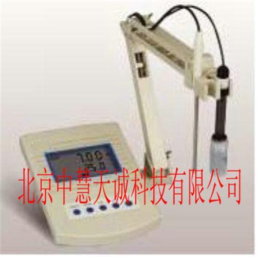 台式pH计/酸度计/酸碱浓度计 型号:SKY/PHS-3C