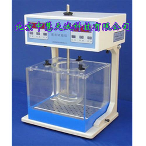 单杯药物溶出仪 型号:SJHZ-1A