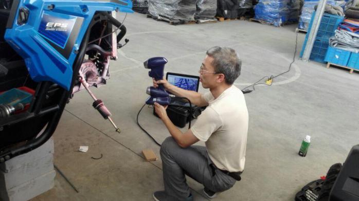 HFSCAN手持式激光三维扫描仪