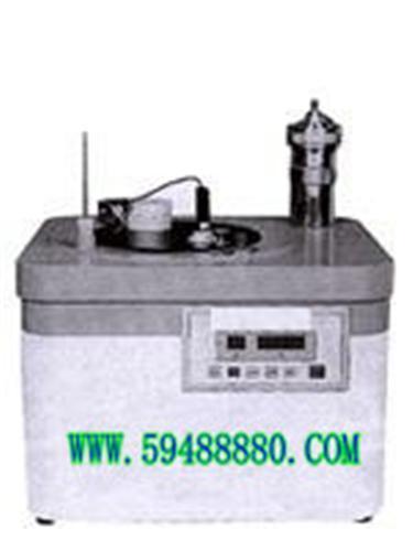 石油产品热值测定仪(半自动) 型号:FCJH-3844