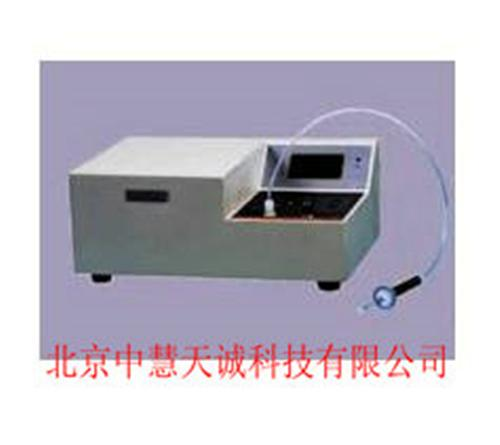 顶空分析仪/残氧仪/食品包装残氧仪/奶粉残氧分析仪 型号:JS-QDKY-03