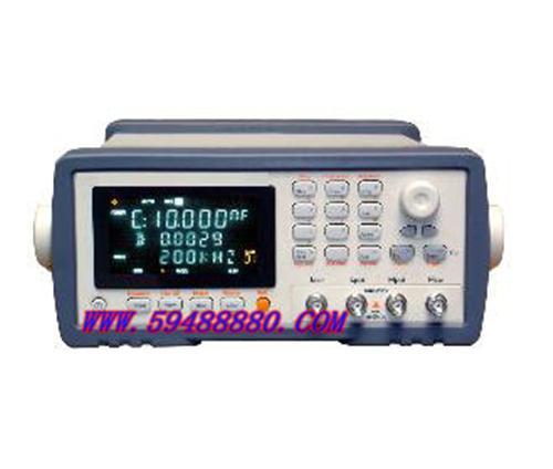 全自动精密LCR测试仪/数字电桥 型号:VSN/AT-816A