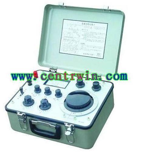 直流电位差计 型号:SDJ-XUJ33A