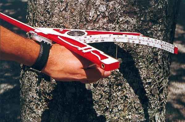 测树尺/产品型号:BITTERLICH Treemeter