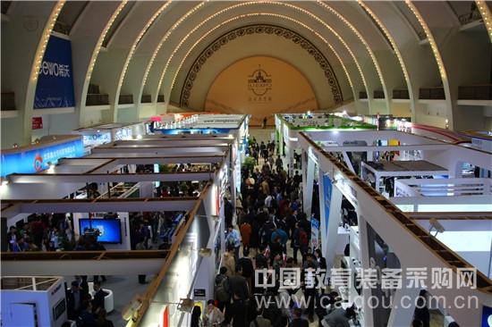 展区再细分,北京教育装备展用这些吸引你