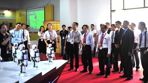 2017中国-东盟职业教育装备展成功举办