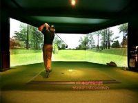 模擬高爾夫,室內高爾夫